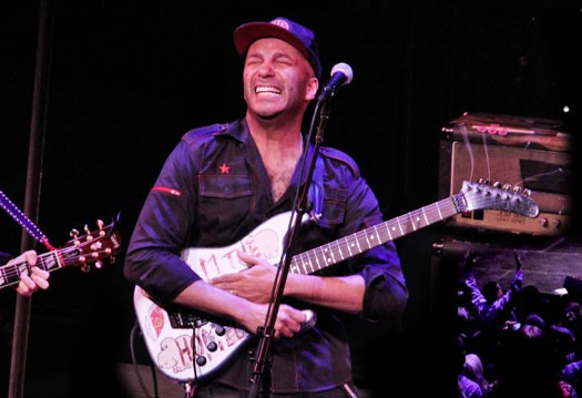 Occupy Lincoln Center: Tom Morello Takes His Rebel Songs Uptown in 'American Songbook' Show
