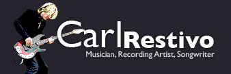 The Official Home of Musician Carl Restivo