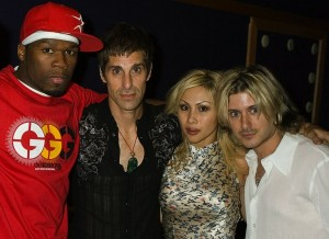 In the Studio with 50 Cent and Perry Farrell's Satellite Party